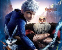 Jack Frost - Rise Of The Guardians para 220x176