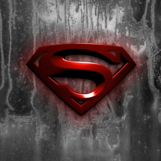 Superman Logo - Fondos de pantalla gratis para iPad Air