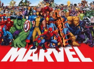 Marvel Wallpaper for Samsung Google Nexus S 4G
