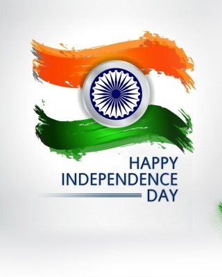 Independence Day India Background for Nokia Asha 305