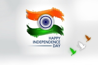 Independence Day India - Fondos de pantalla gratis para Samsung Galaxy S6 Active