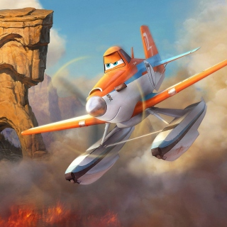 Planes Fire and Rescue 2014 - Obrázkek zdarma pro iPad Air