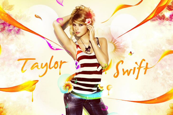Screenshot №1 pro téma Taylor Swift