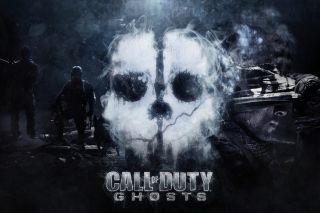 CoD: Ghost Background for Android, iPhone and iPad