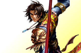 Kilik from Soul Calibur Picture for Android, iPhone and iPad