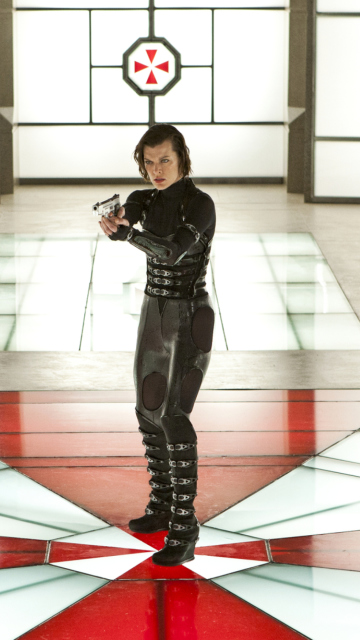 Resident Evil: Retribution - Alice