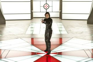 Kostenloses Resident Evil: Retribution - Alice Wallpaper für Desktop 1280x720 HDTV