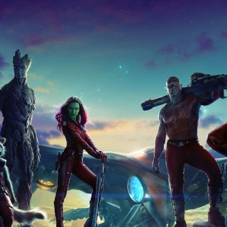Free Guardians of the Galaxy Picture for LG KP105