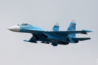 Sukhoi Su 27 Flanker Picture for Android, iPhone and iPad