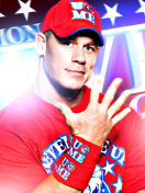 Screenshot №1 pro téma John Cena Wrestler and Rapper 132x176