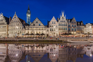 Ghent Picture for Desktop 1280x720 HDTV