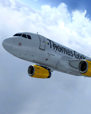 Thomas Cook Airlines Wallpaper for Nokia Lumia 925