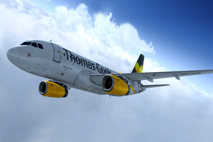 Thomas Cook Airlines wallpaper
