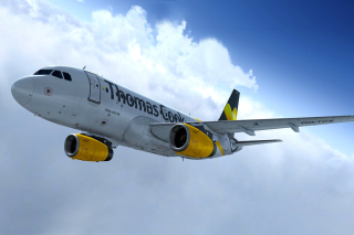 Thomas Cook Airlines Wallpaper for HTC EVO 4G