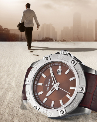 Fashion Watch For Man Wallpaper for HTC Titan