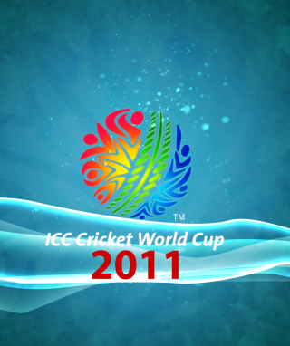 Cricket World Cup 2011 sfondi gratuiti per iPhone 5