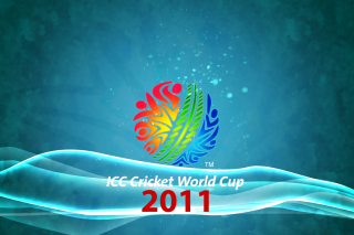 Cricket World Cup 2011 Background for 1280x800