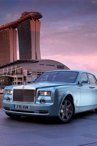 Rolls Royce para Huawei G7300