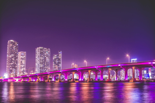 Miami Florida Background for Android, iPhone and iPad