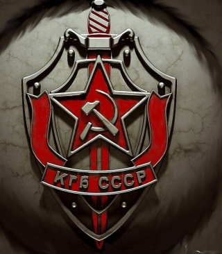 KGB - USSR Picture for Nokia X3