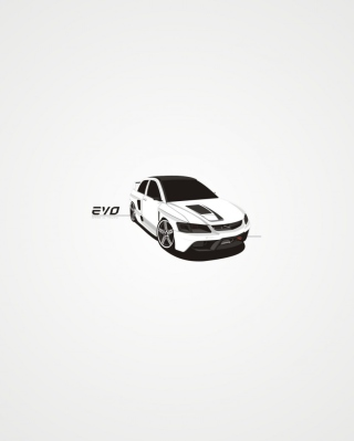 Free EVO Lancer Picture for Nokia C2-03