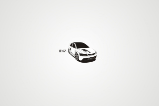 EVO Lancer Wallpaper for Android, iPhone and iPad
