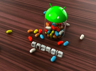 Android Jelly Bean Wallpaper for Android, iPhone and iPad