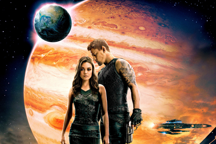 Screenshot №1 pro téma Jupiter Ascending Movie