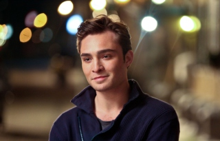 Ed Westwick - Chuck Bass Wallpaper for Android, iPhone and iPad