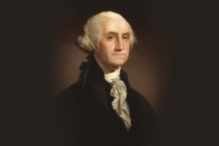 George Washington sfondi gratuiti per Samsung Galaxy Note 2 N7100