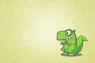 Free Dinosaur Illustration Picture for Android, iPhone and iPad