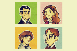 Office People Illustration sfondi gratuiti per cellulari Android, iPhone, iPad e desktop