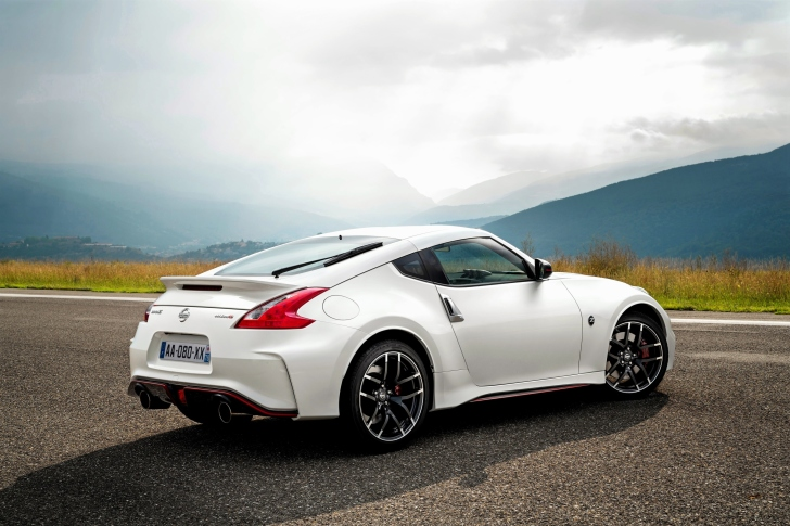 Das Nissan 370Z Wallpaper