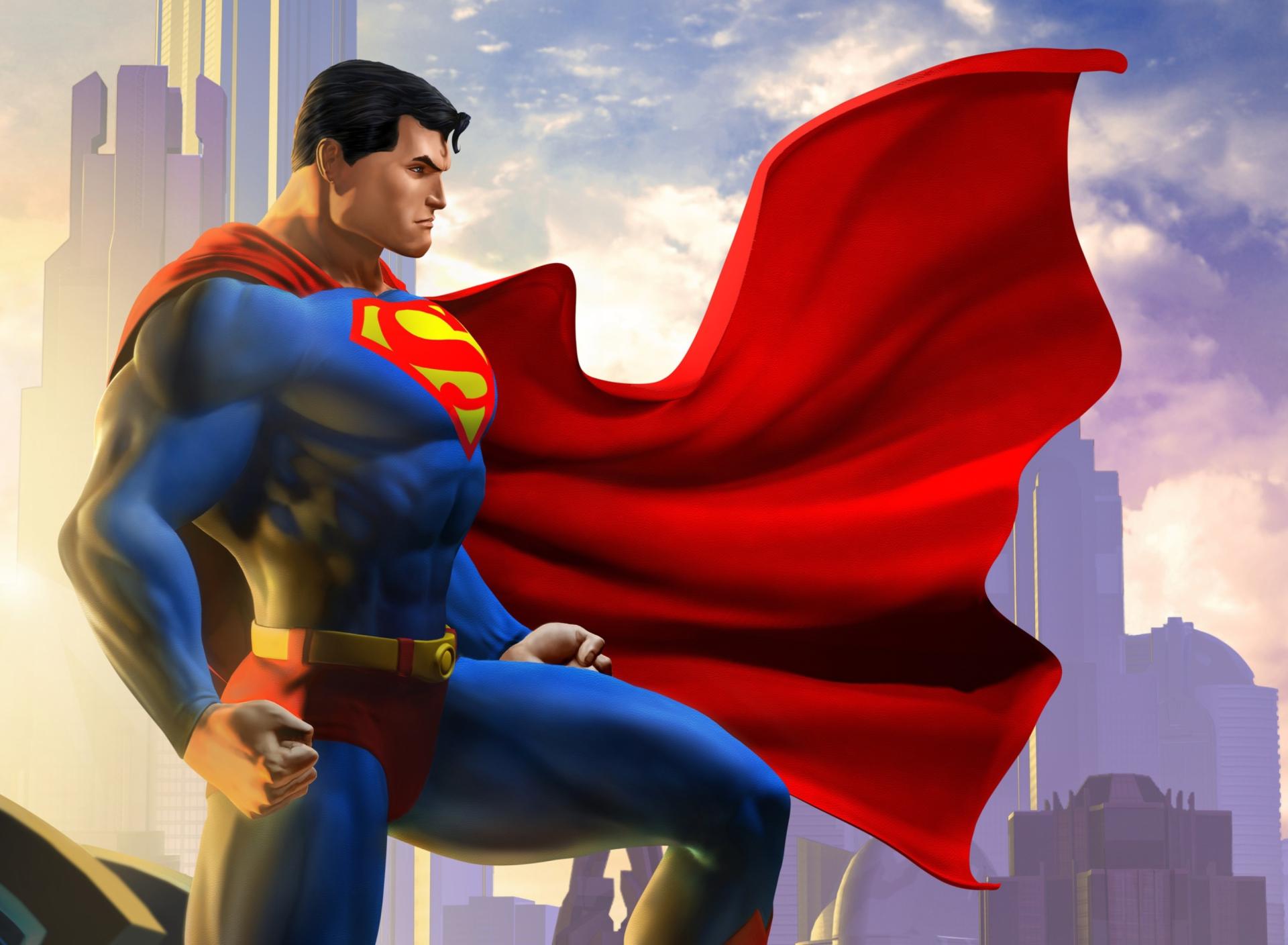 Добрым, картинки с суперменом