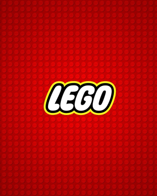 Free Lego Logo Picture for Nokia Asha 305