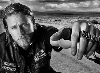 Jax Teller - Sons Of Anarchy sfondi gratuiti per cellulari Android, iPhone, iPad e desktop