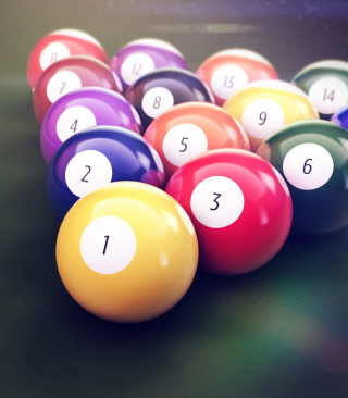 Playing Pool Game sfondi gratuiti per Nokia Lumia 925
