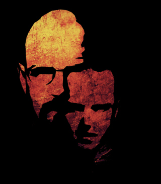 Breaking Bad Art papel de parede para celular para iPhone 4S