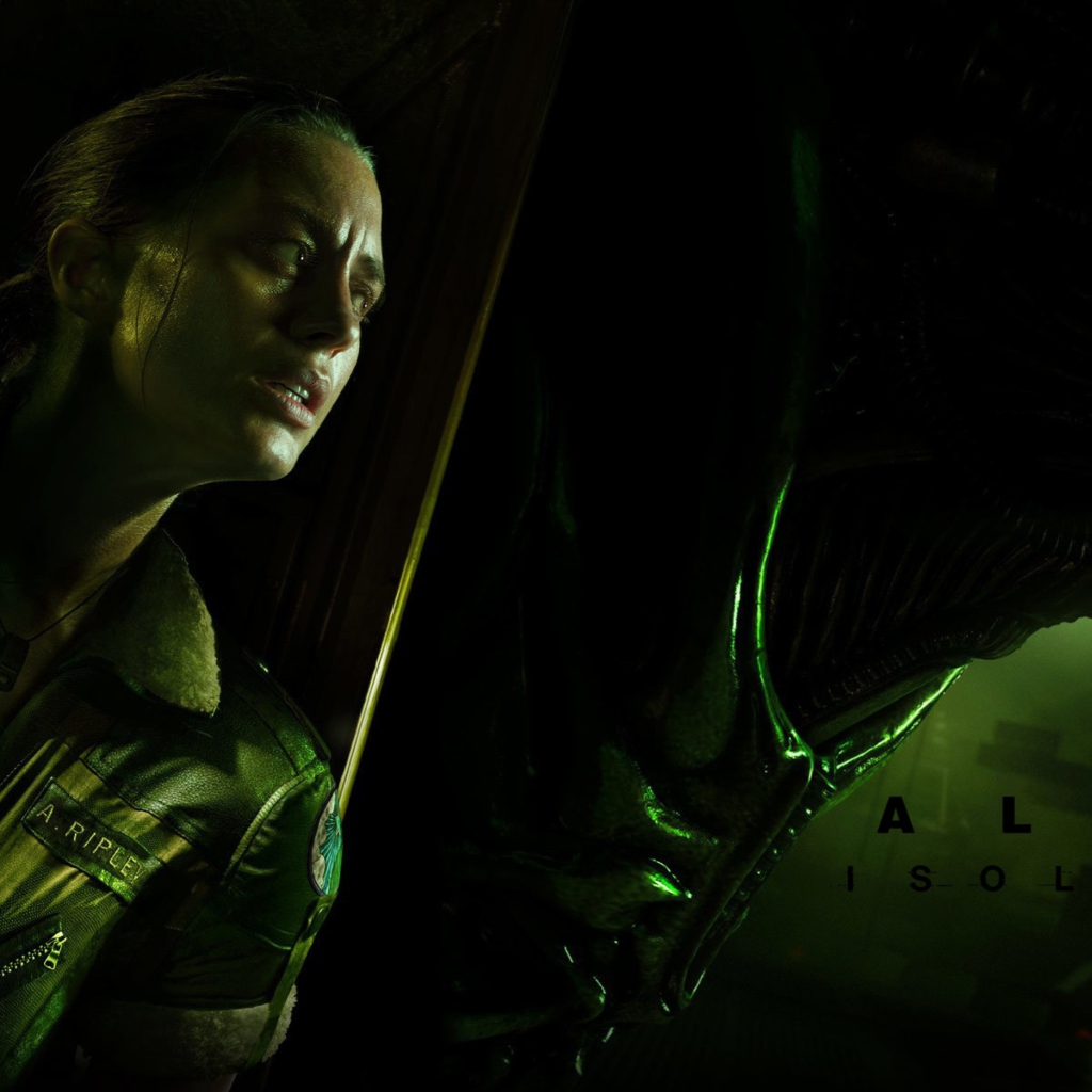 Screenshot №1 pro téma Alien Isolation Game 1024x1024