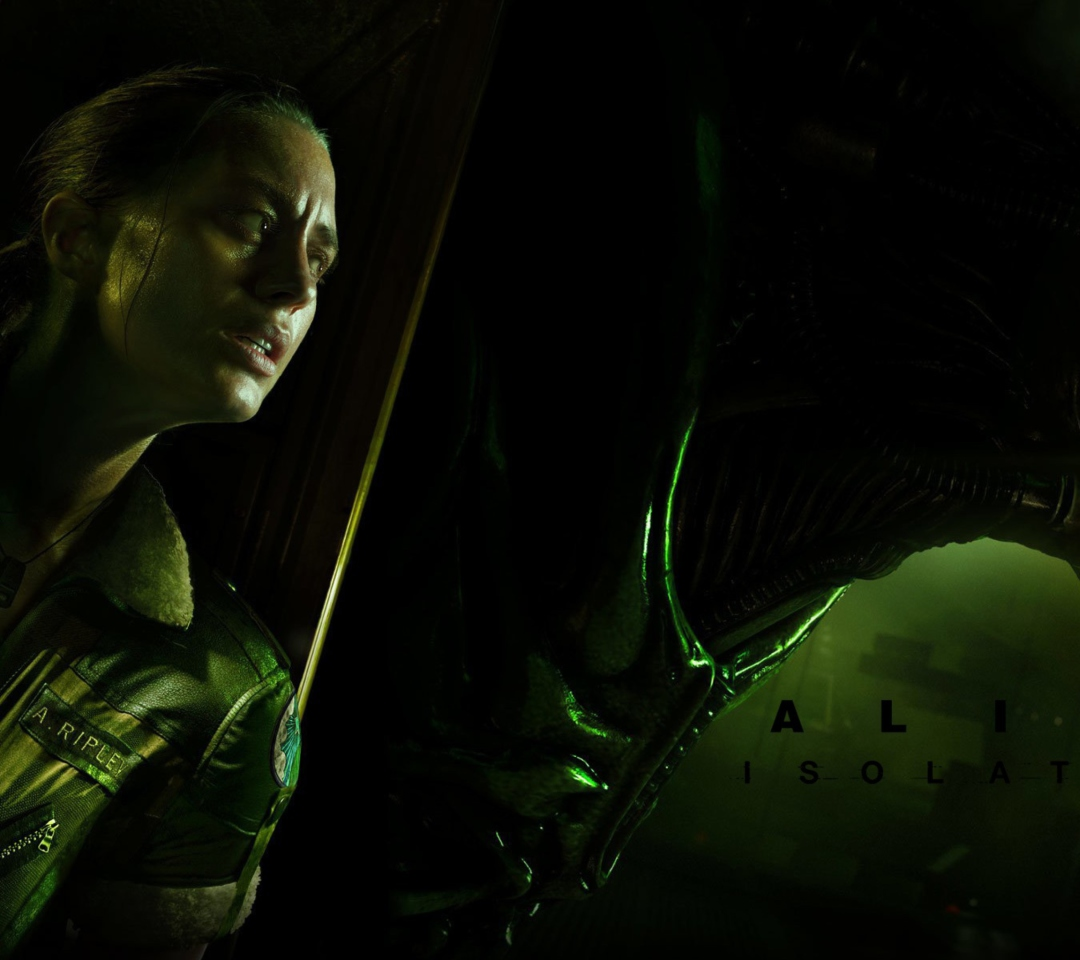 Screenshot №1 pro téma Alien Isolation Game 1080x960