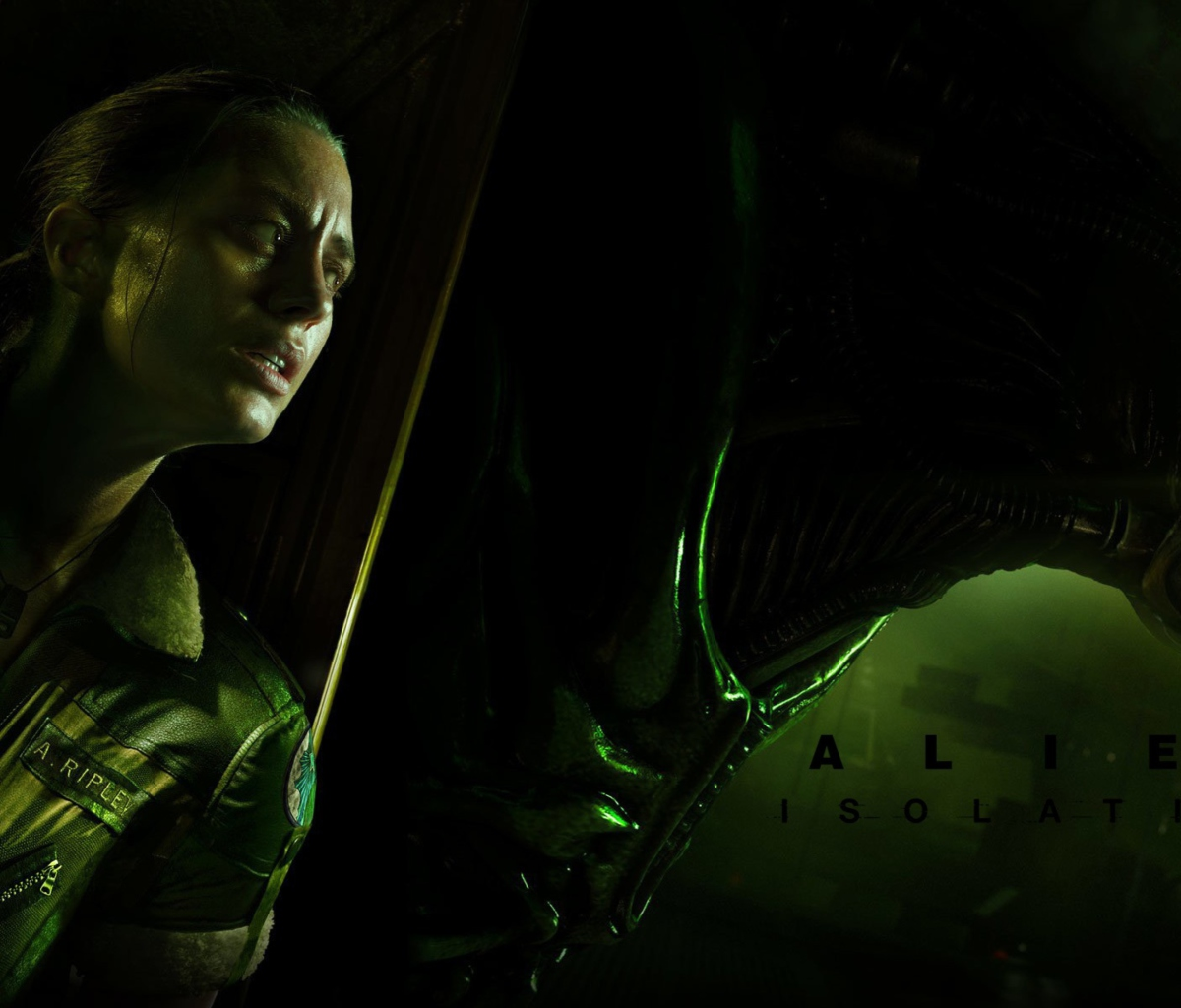 Screenshot №1 pro téma Alien Isolation Game 1200x1024