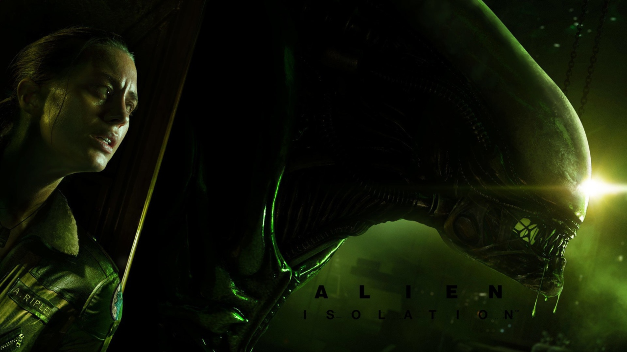 Screenshot №1 pro téma Alien Isolation Game 1280x720