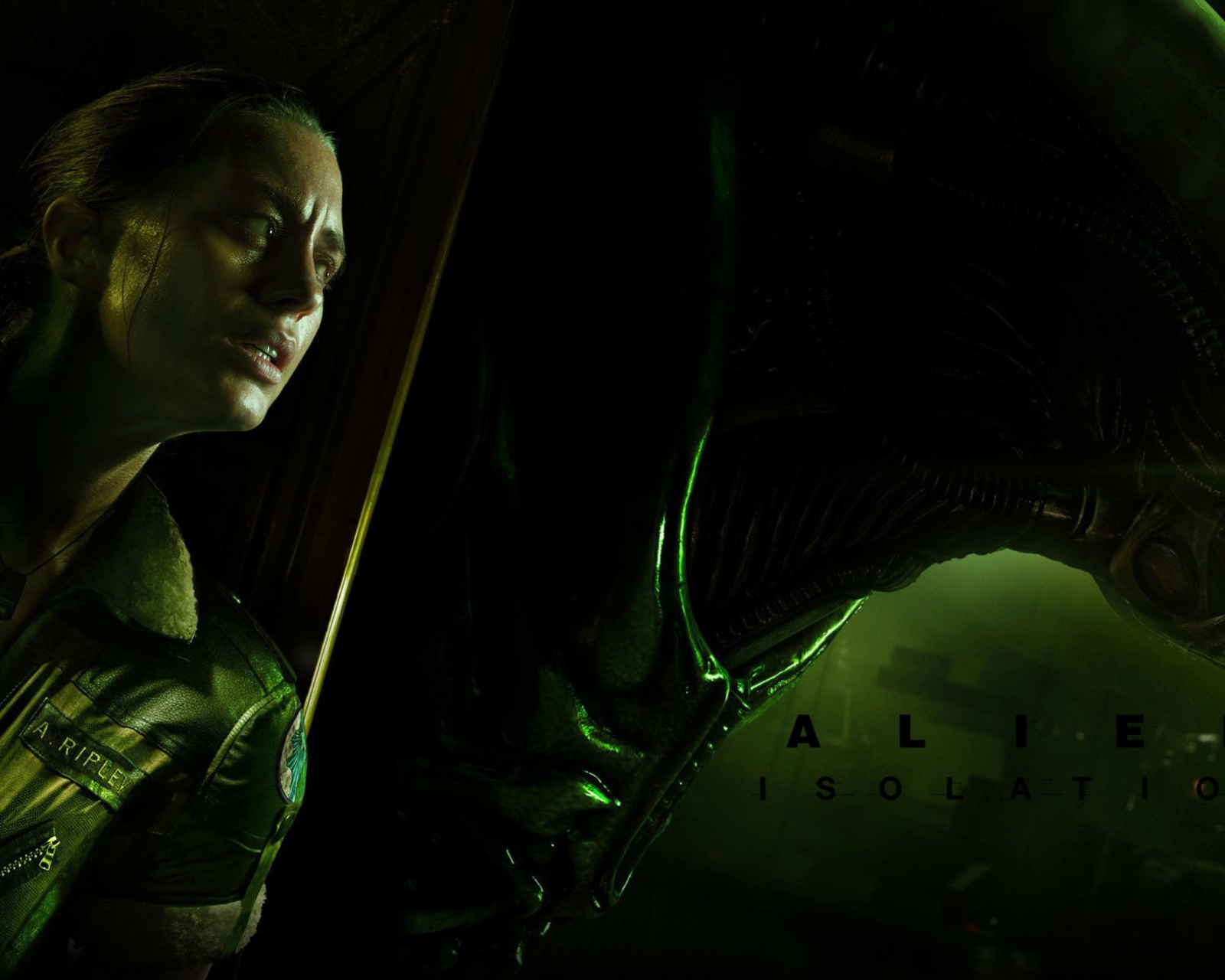 Screenshot №1 pro téma Alien Isolation Game 1600x1280