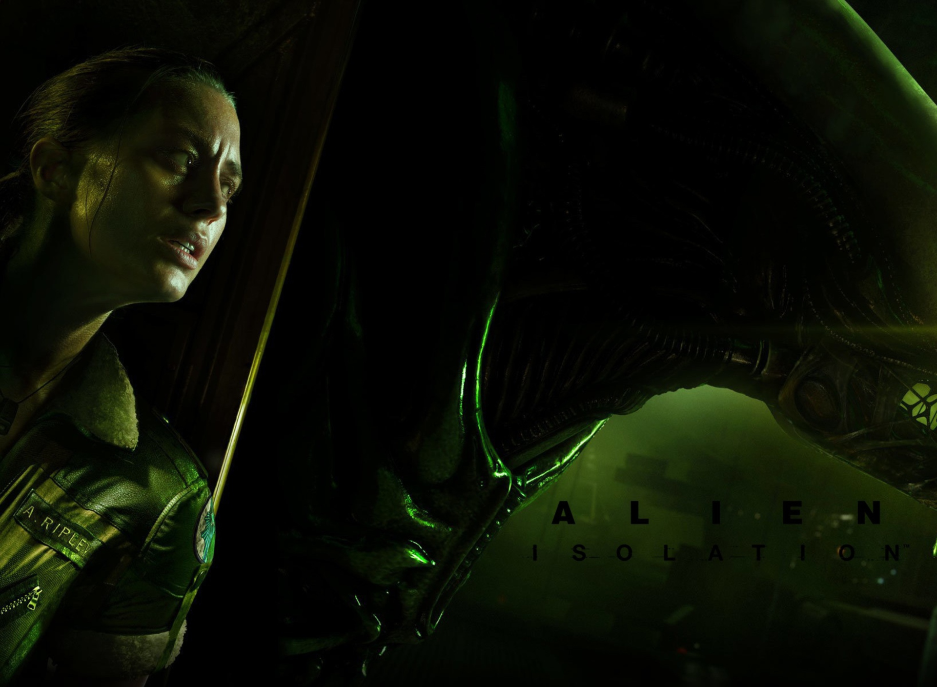Screenshot №1 pro téma Alien Isolation Game 1920x1408
