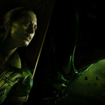 Screenshot №1 pro téma Alien Isolation Game 208x208