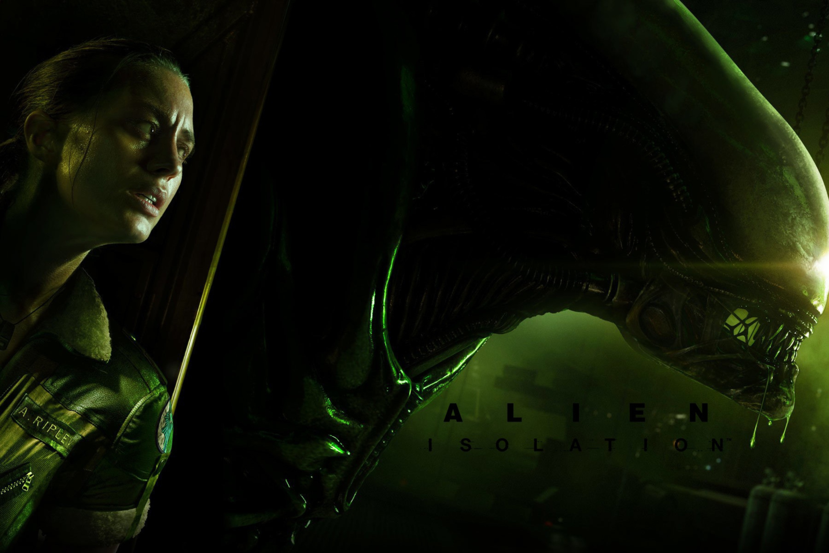 Screenshot №1 pro téma Alien Isolation Game 2880x1920