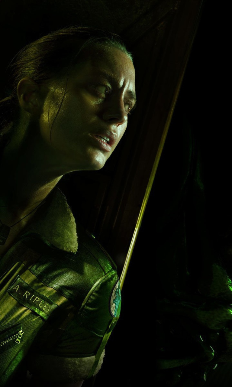 Screenshot №1 pro téma Alien Isolation Game 768x1280