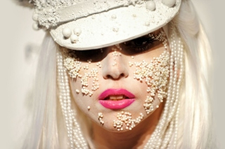 Lady Gaga Wallpaper for LG Optimus U