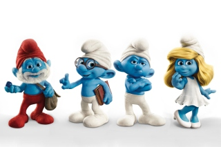 Smurfs 2011 Movie sfondi gratuiti per cellulari Android, iPhone, iPad e desktop