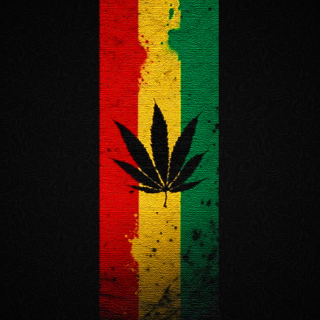 Free Leaf Rasta Picture for LG KP105